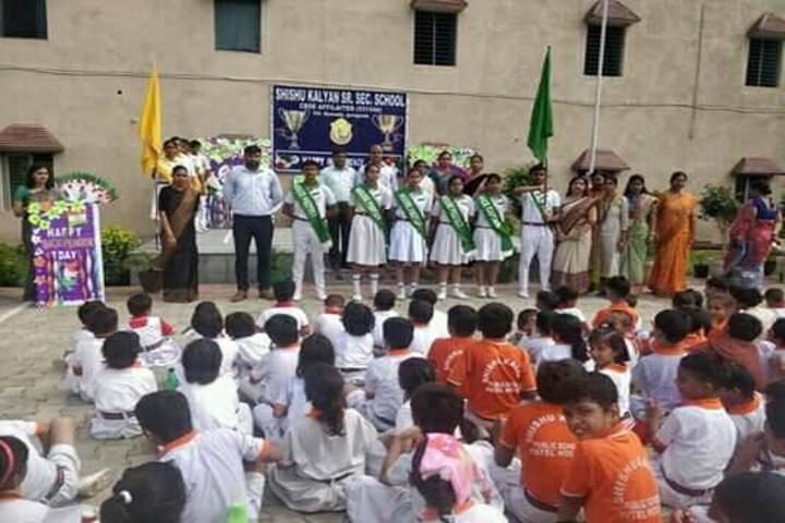 Shishu Kalyan High School-Investiture Ceremony