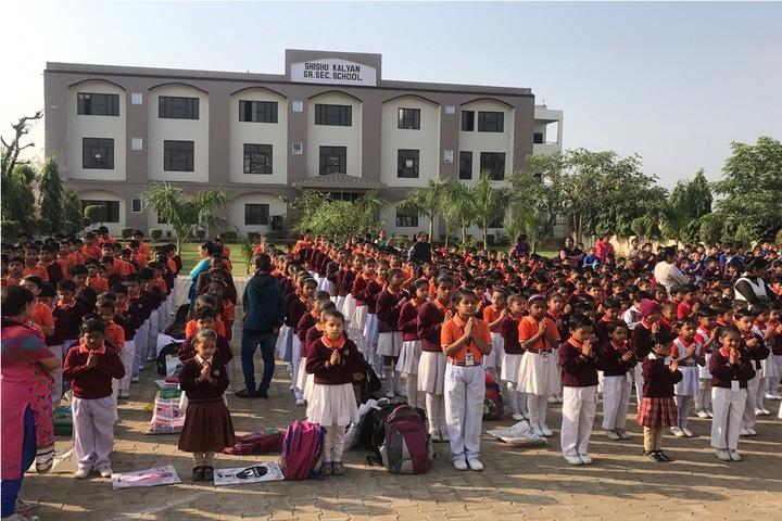 Shishu Kalyan High School-Morning Assembly