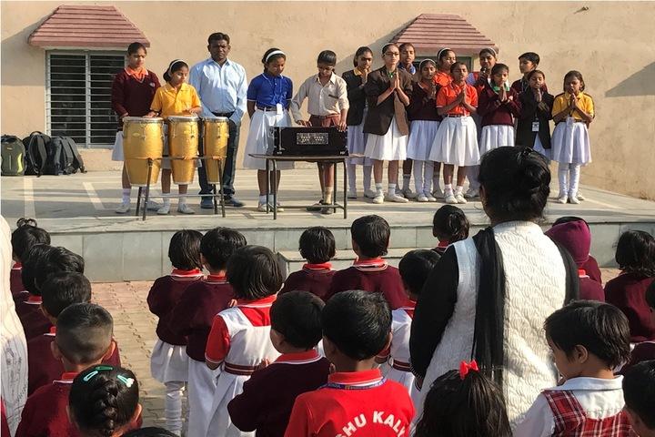 Shishu Kalyan High School-Music Activity