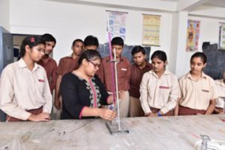 Shishu Kalyan High School-Chemistry Lab