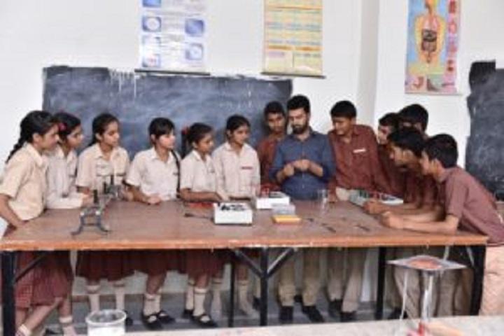 Shishu Kalyan High School-Physics Lab