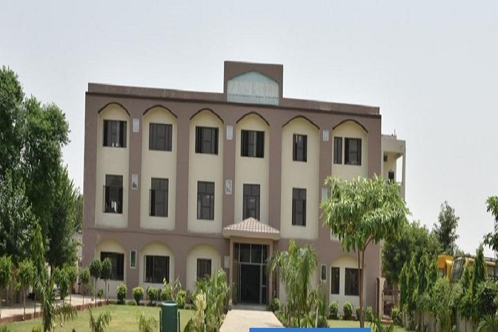 Shishu Kalyan High School-Campus View