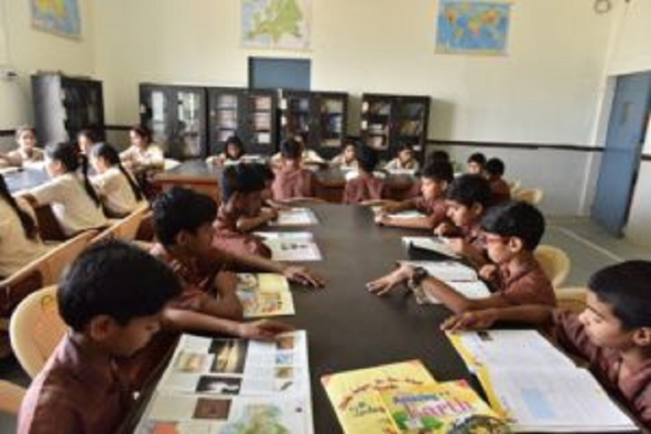 Shishu Kalyan High School-Library