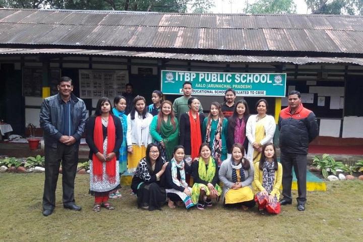 I T B P Public School-Teachers