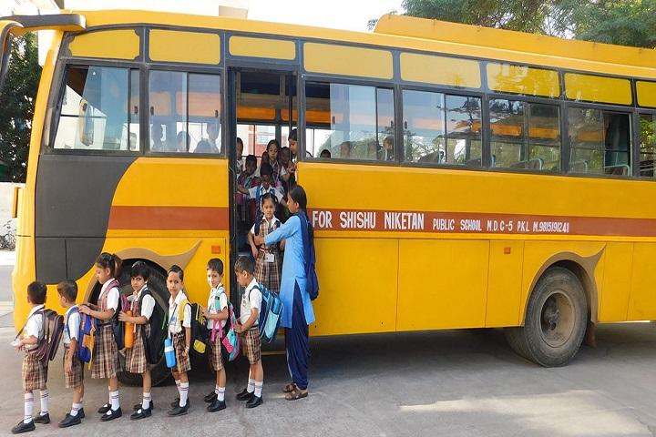 Shiv Nadar School-Transport