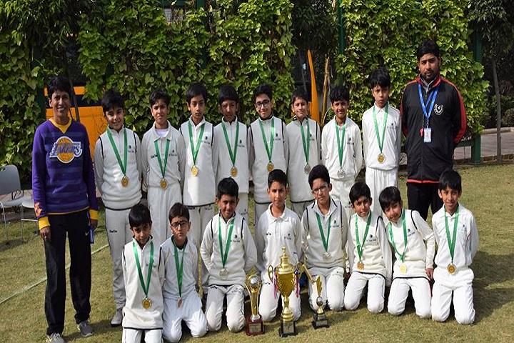 Shiv Nadar School-Achivement