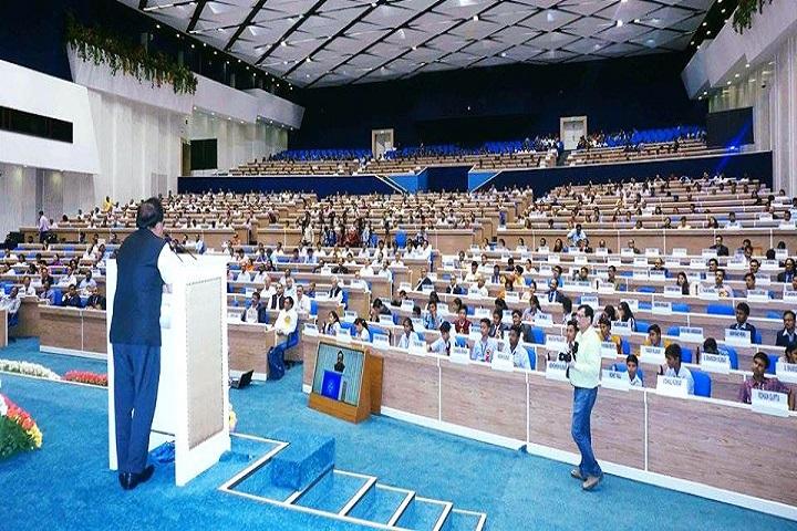 Shiv Nadar School-Auditorium