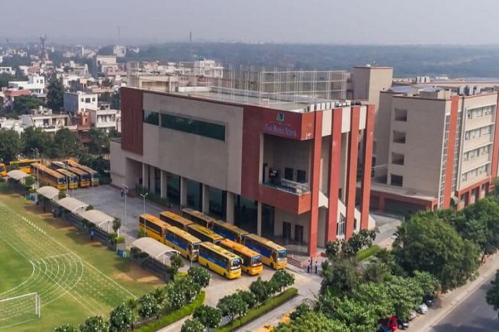 Shiv Nadar School-Campus View