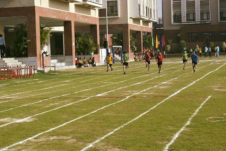 Shiv Nadar School-Sports