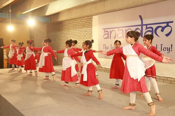 Shiv Nadar School-Dance
