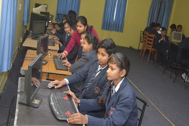 Shiv Public Senior Secondary School-IT Lab