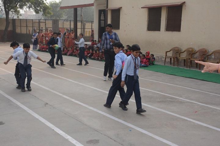 Shiv Public Senior Secondary School-Sports Day