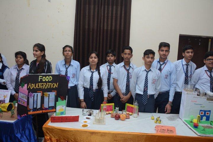 Shiv Public Senior Secondary School-Science Exibition