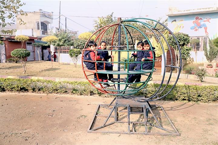 Shiv Shakti Luxmi Memorial High School-Kindergarten