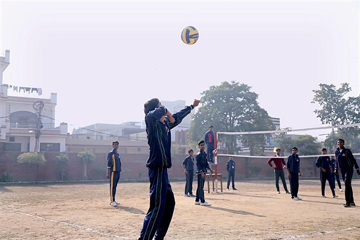 Shiv Shakti Luxmi Memorial High School-Sports