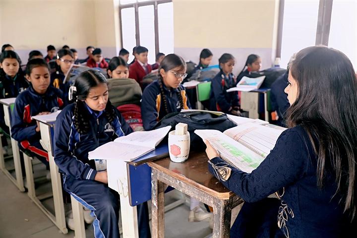 Shiv Shakti Luxmi Memorial High School-Classroom2