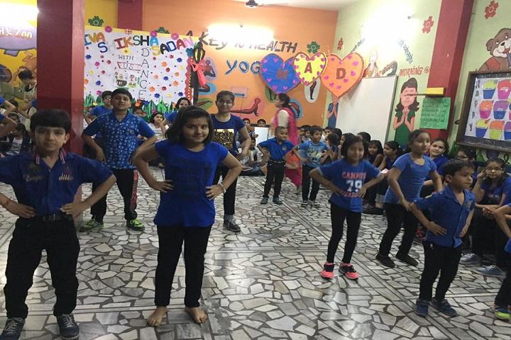 Shiva Shiksha Sadan-Dancing Room