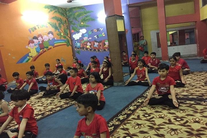 Shiva Shiksha Sadan-Yoga