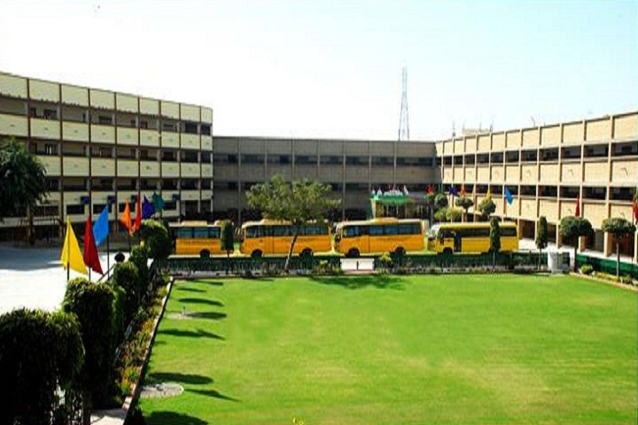 Shiva Shiksha Sadan-Campus View