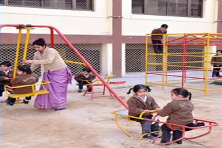 Shiva Shiksha Sadan-Play Area