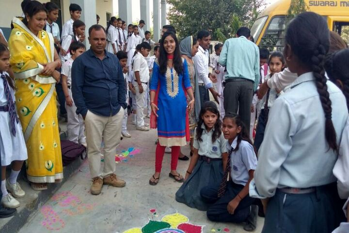 Shivalik Educational Academy-Festival Celabrations