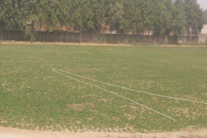 Shivalik Educational Academy-Ground