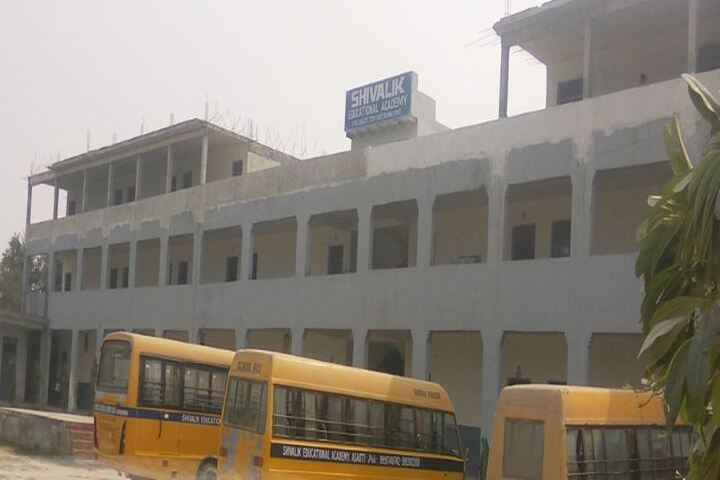 Shivalik Educational Academy-Transport