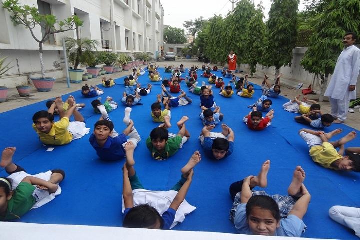 Shree Kali Devi Vidya Mandir-Exercise