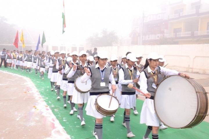 Shree Kali Devi Vidya Mandir-School Band