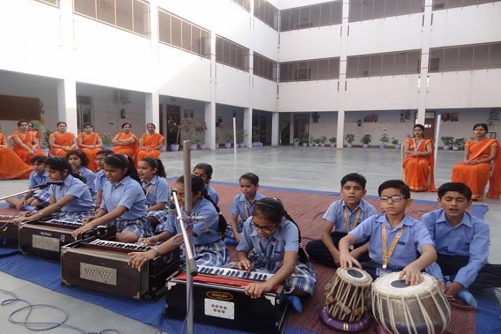 Shree Kali Devi Vidya Mandir-Music