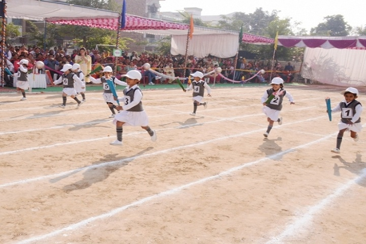 Shree Kali Devi Vidya Mandir-Sports