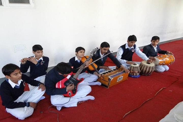 -Shree Krishna Pranami Public School-Music Room