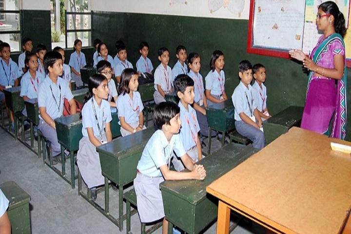 Shree Krishna Pranami Public School-Classroom