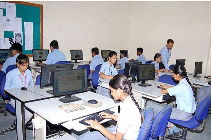 Shree Krishna Pranami Public School-Computer Lab