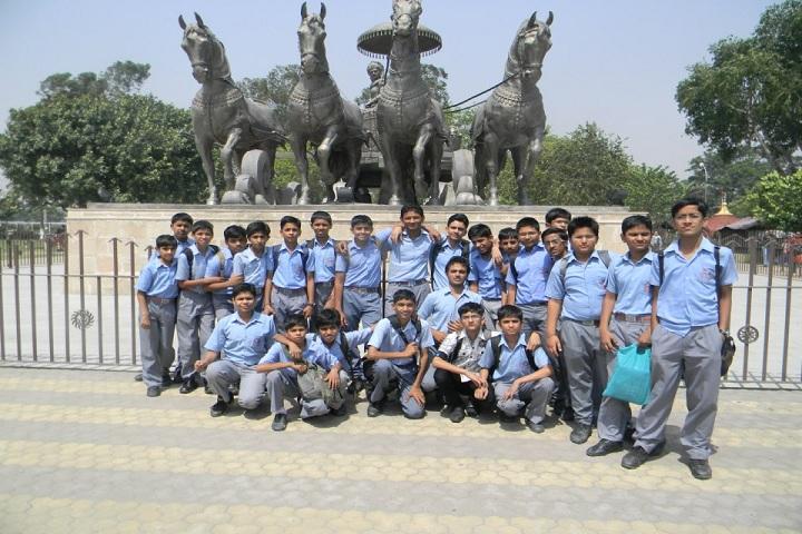 Shree Krishna Pranami Public School-Educational Tour