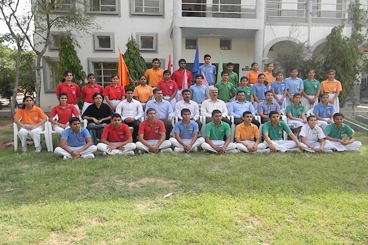 Shree Krishna Pranami Public School-Investiture Ceremony