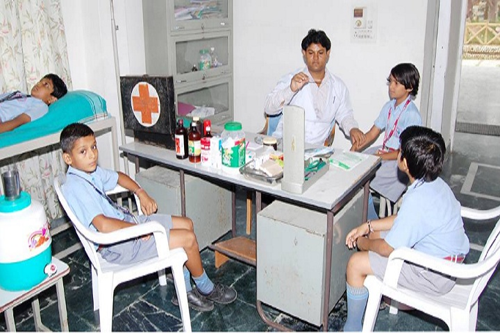 Shree Krishna Pranami Public School-Medical Facility