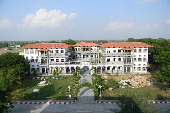 Shree Krishna Pranami Public School-Campus View