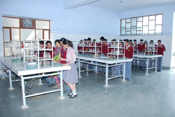 Shree Ram Ideal School-ChemistryLab