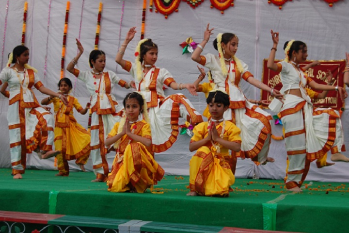Shree Ram Ideal School-Cultural Dance