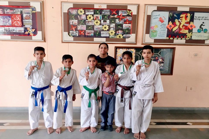 Shree Ram Ideal School-Martial Arts