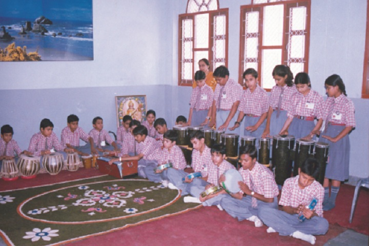 Shree Ram Ideal School-Music Room