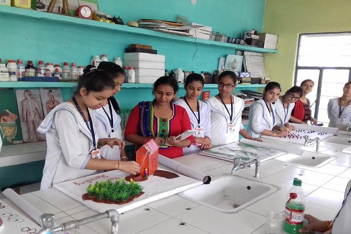 Shri Brahmrishi Vidya Mandir-Biology Lab