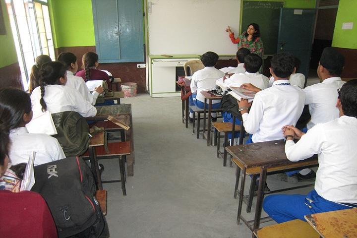 Shri Brahmrishi Vidya Mandir-Classroom