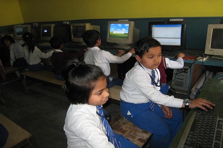 Shri Brahmrishi Vidya Mandir-Computer Lab