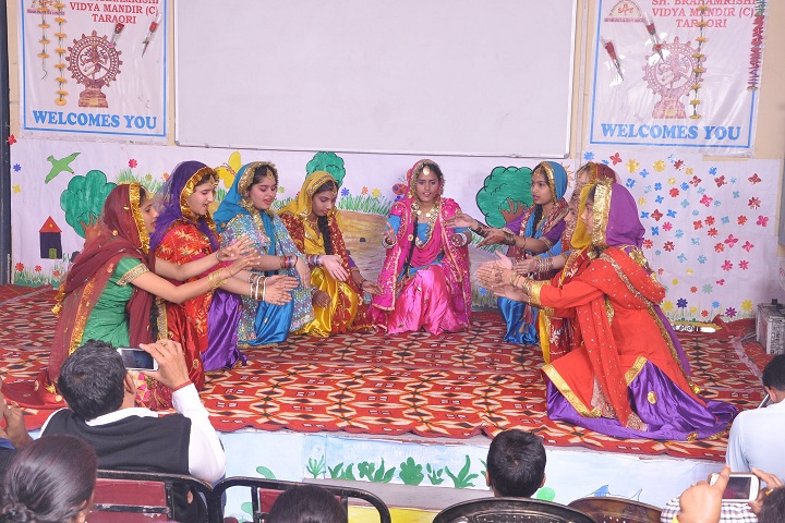 Shri Brahmrishi Vidya Mandir-Cultural Program