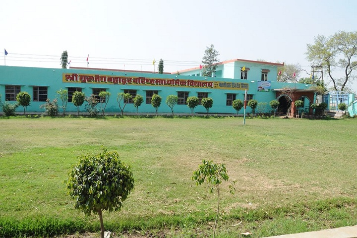 Shri Guru Teg Bahadur Senior Secondary School-School Building
