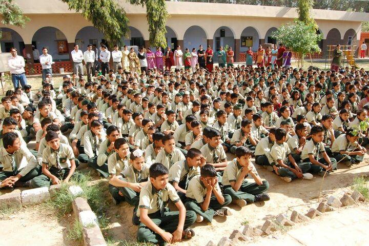 Shri Guru Teg Bahadur Senior Secondary School-Annual Day
