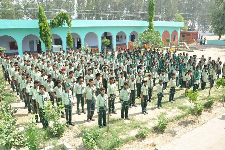 Shri Guru Teg Bahadur Senior Secondary School-Assembly
