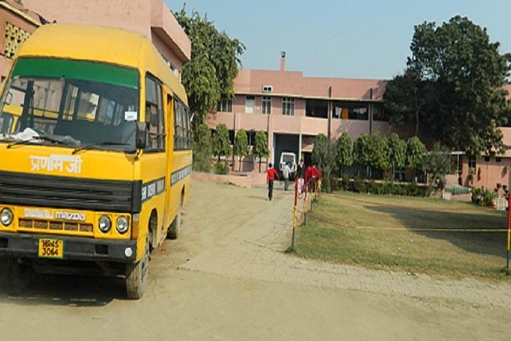 Shri Krishna Paranami Public School-Transport